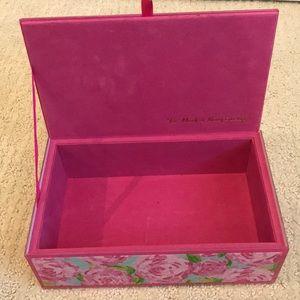 Lilly Pulitzer Storage & Organization - Lily Jewelry Box